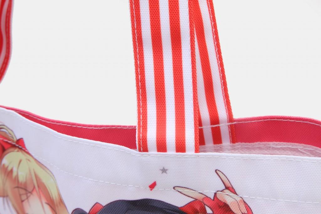 トートバッグの評価 アオミドロ 夕凪セシナ様