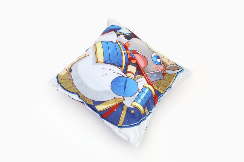 もふもふクッションカバーの評価 Dragon Heart gamma様
