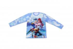 ロングTシャツ 印刷 製作 同人グッズ オリジナルデザイン