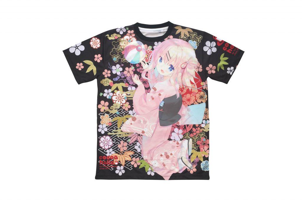 Tシャツの評価 ココアホリック ユイザキカズヤ様