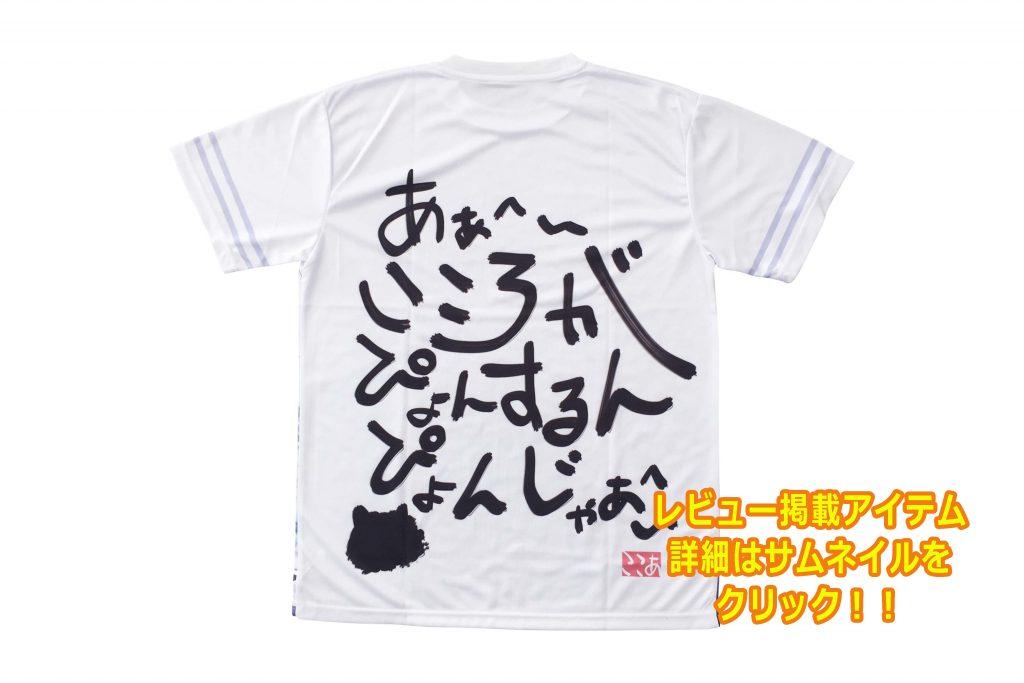 フルカラー昇華転写Tシャツ
