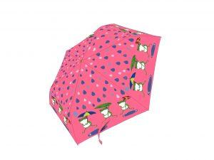 オリジナルプリント 折りたたみ傘 製作 印刷