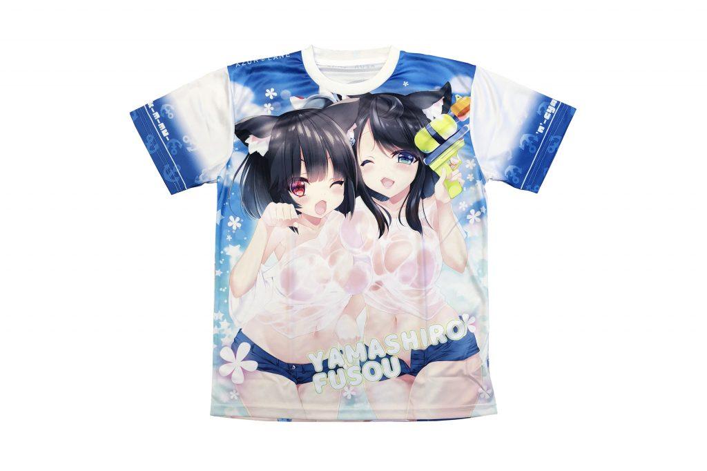 フルカラー昇華転写Tシャツの評価 んーちゃかむーむー 雪路時愛様