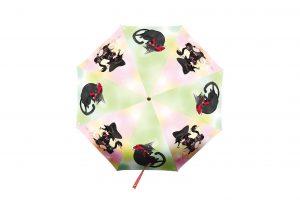 オリジナルプリント日傘 晴雨兼用傘 同人グッズ 製作 印刷