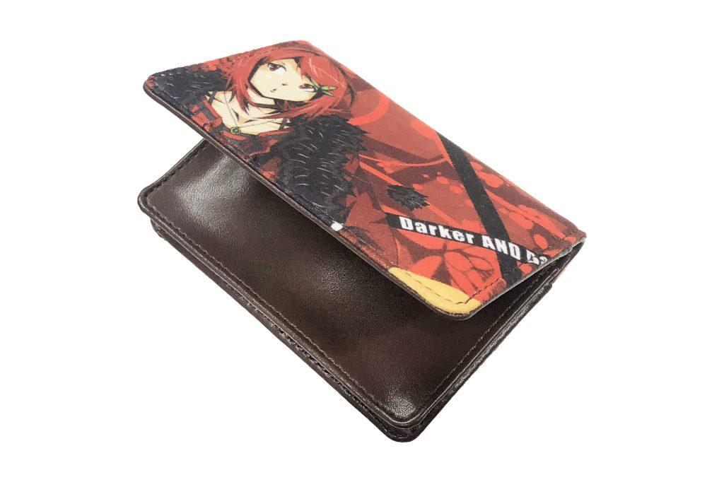オリジナルプリントカードケース