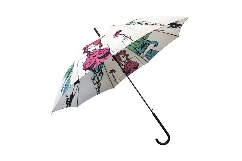 フルカラー傘