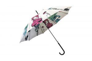 フルカラープリント傘 オリジナル 印刷 プリント 製作 同人グッズ