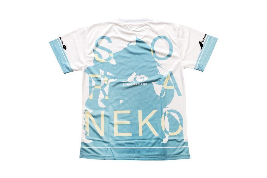 フルグラフィックTシャツの評価 SORANEKO-MIX 皐月まゆり様