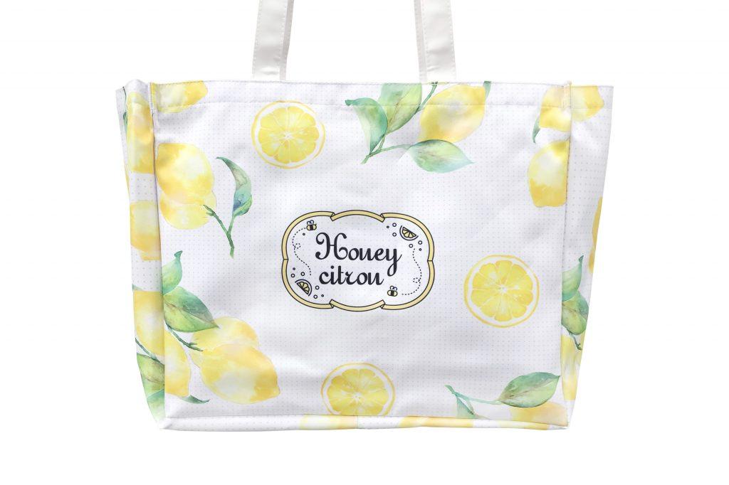トートバッグ横型の評価 Honey citron 樹優衣さま