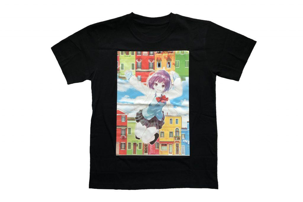 コットンTシャツ(シルク印刷)