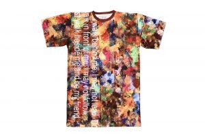 ロングビッグTシャツ 印刷 製作 同人グッズ オリジナルデザイン