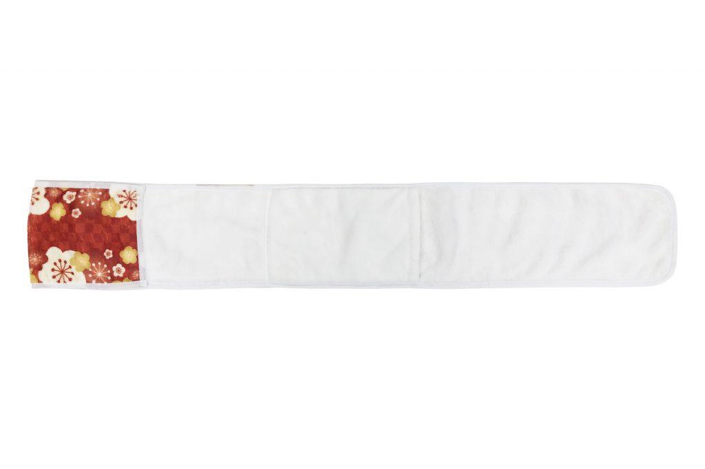 カイロ用ポケット付きもふもふマフラー&保冷剤ポケット付きマフラータオル