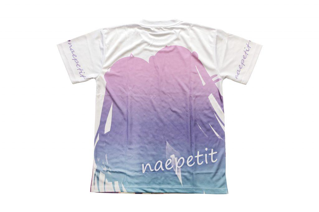 Tシャツ&等身大タペストリーの評価 naepetit なえなえ様