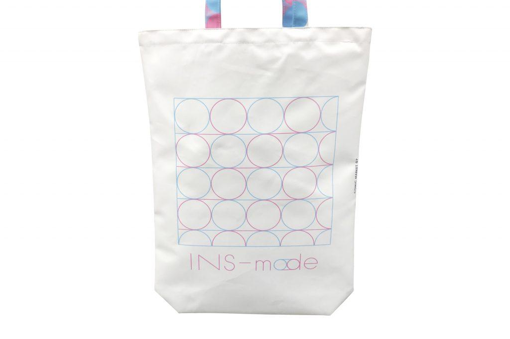 トートバッグの評価 INS-mode 天凪青磁さま