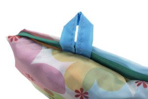 エコバッグお弁当サイズ収納ポケット付き ショッピングバッグ 製作 印刷