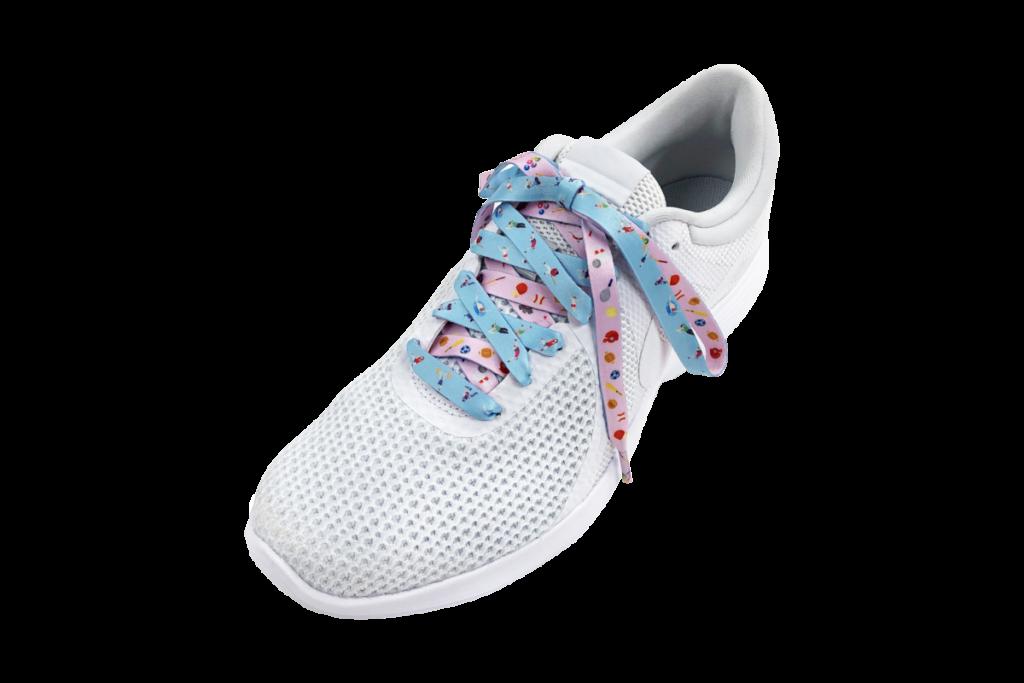 フルカラー靴紐