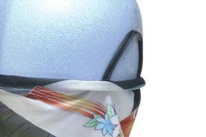 接触冷感 筒状ネックガードマスク オリジナルデザイン 製作 印刷