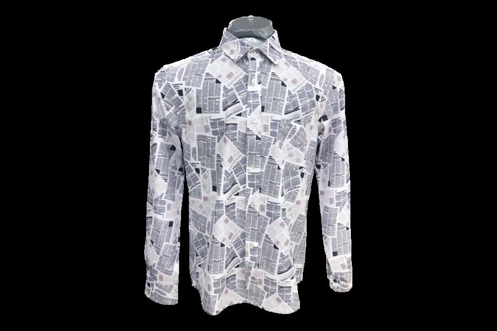 フルカラー昇華転写長袖シャツ 印刷 製作 同人グッズ オリジナルデザイン